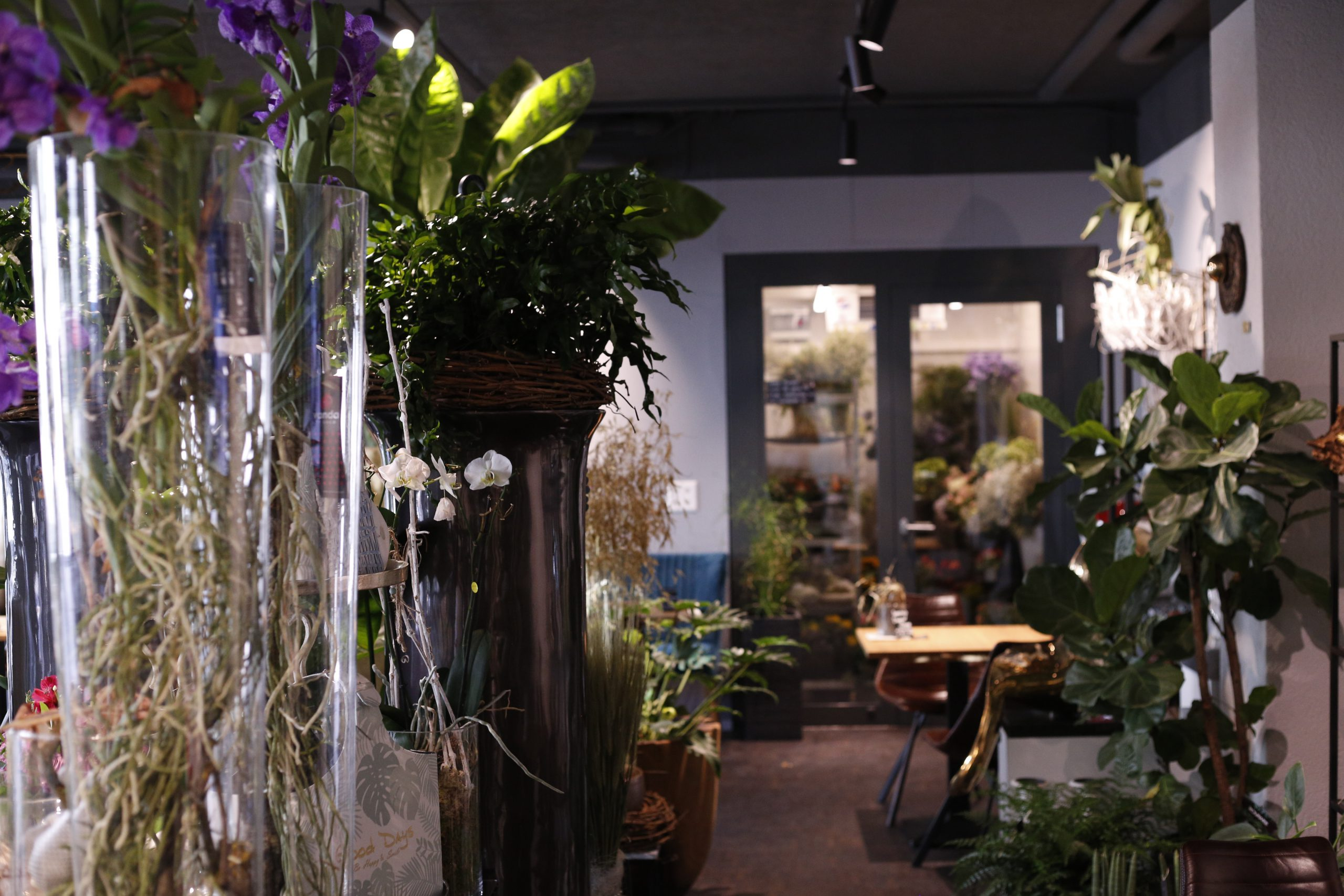 Blumen-Café Fany Winterthur