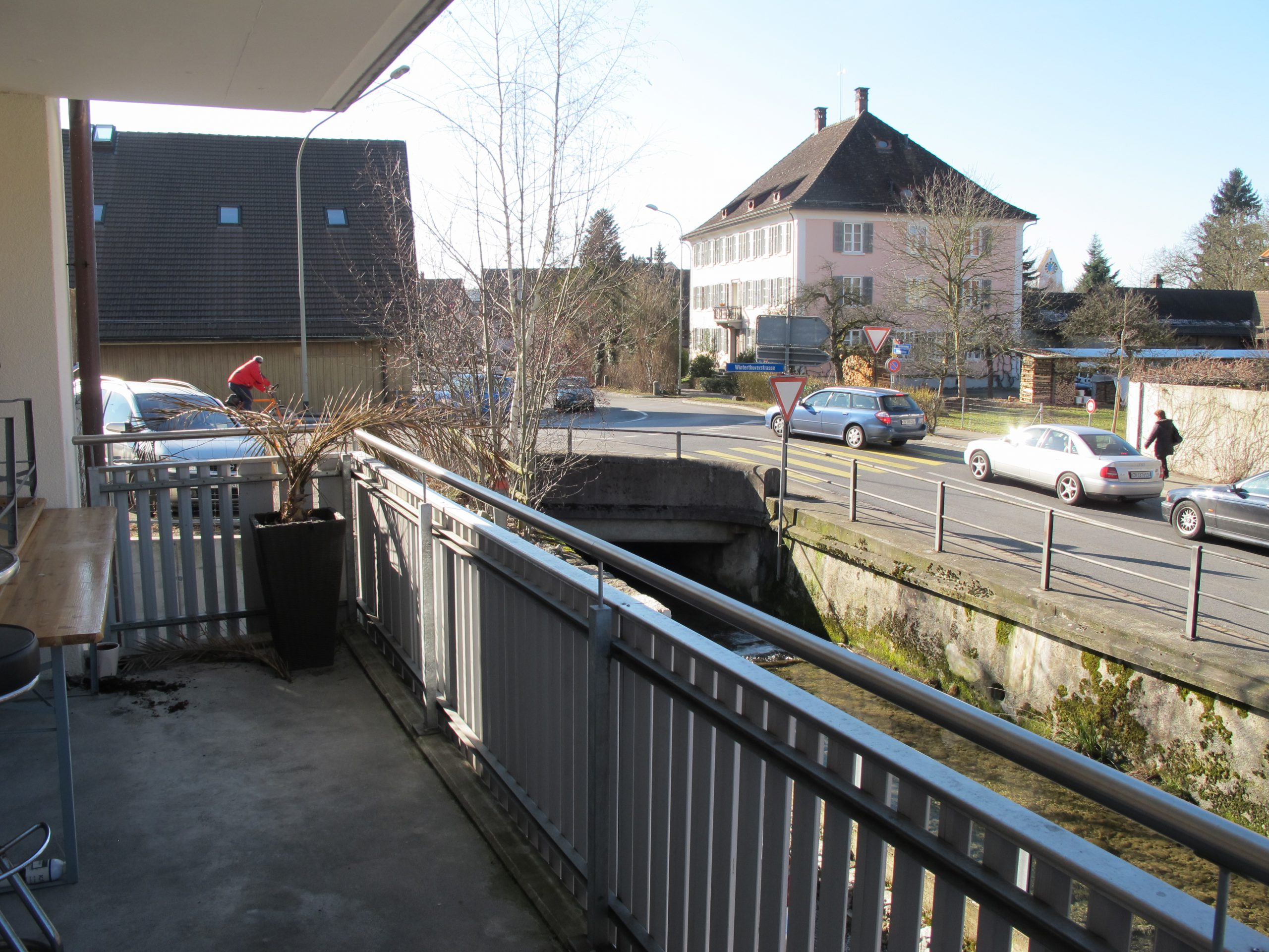 BAU-TOP AG, Mehrfamilienhaus, Bassersdorf