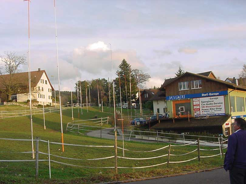 BAU-TOP AG, Neubau, Russikon