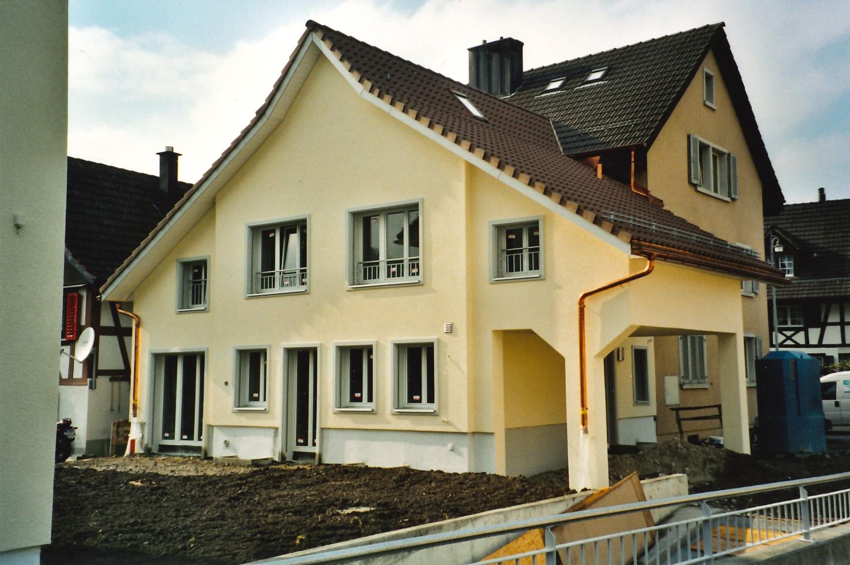 BAU-TOP AG, Urdorf